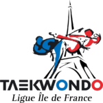 Logo Ligue de Taekwondo Île-de-France