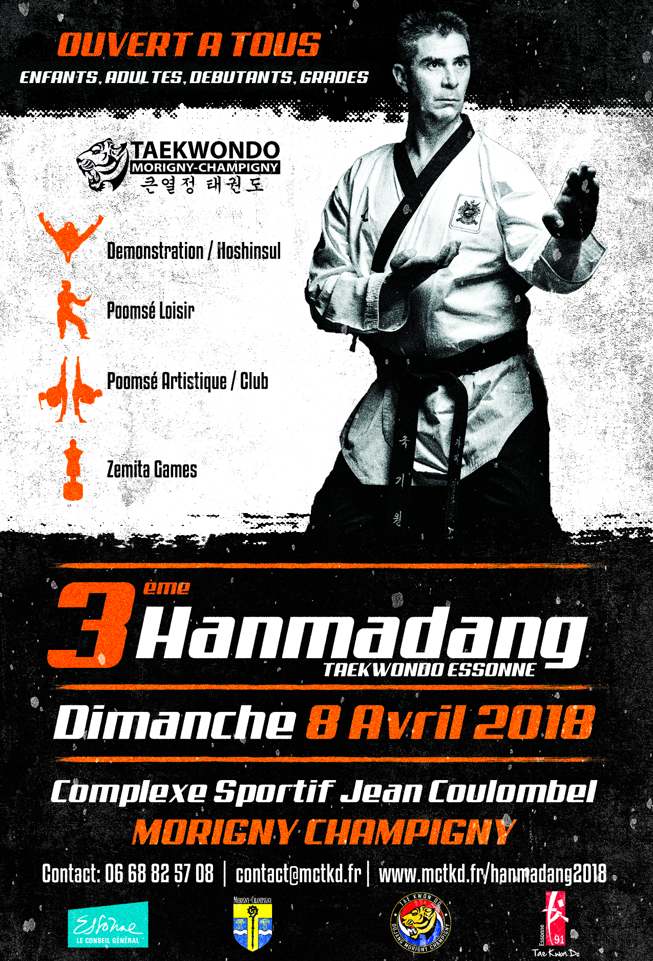 club taekwondo essonne